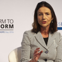 BUSINESSEUROPE Day 2016 - ÔREFORM TO PERFORMÕMrs Carolyn Fairbairn, Director General of the Confederation of British Industries, CBI