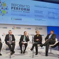 BUSINESSEUROPE Day 2016 - ÔREFORM TO PERFORMÕ