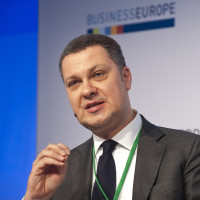 BUSINESSEUROPE Day 2016 - ÔREFORM TO PERFORMÕMr Luca Visentini, General Secretary of the European Trade Union Confederation, ETUC