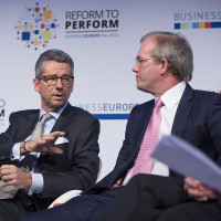 BUSINESSEUROPE Day, Reform to Perform