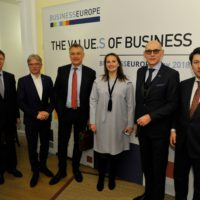 BUSINESSEUROPE Day 2018 - ÔThe value.s of businessÕ