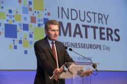günther oettinger european commission